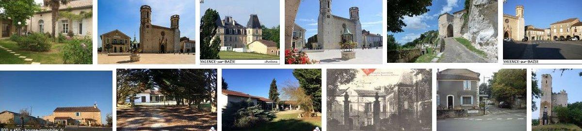 valence-sur-baise France