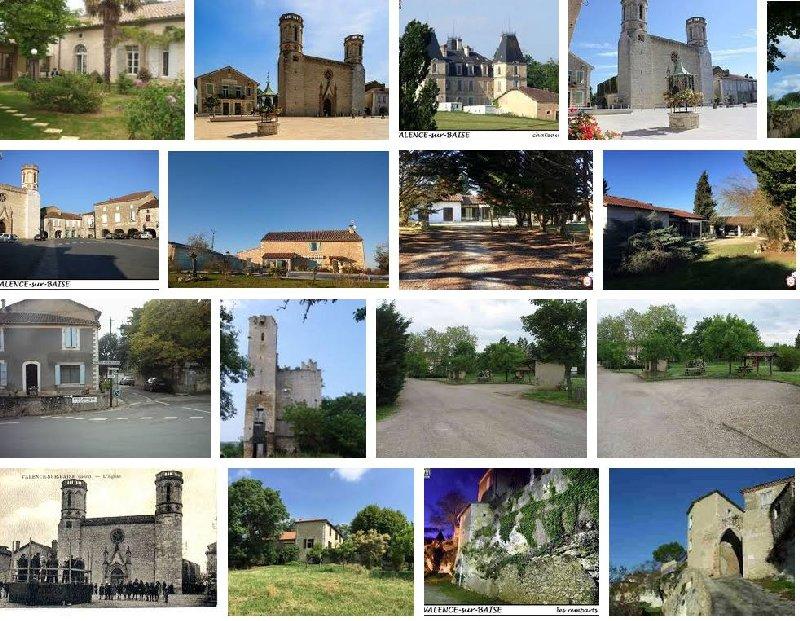 Photos Valence-sur-baise